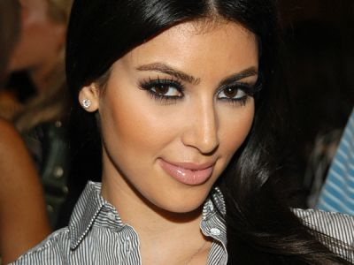 kim kardashian yeux maquillage excitants