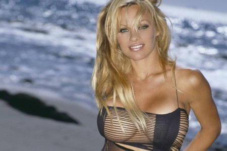 Tutoriel MakeUp Pamela Anderson